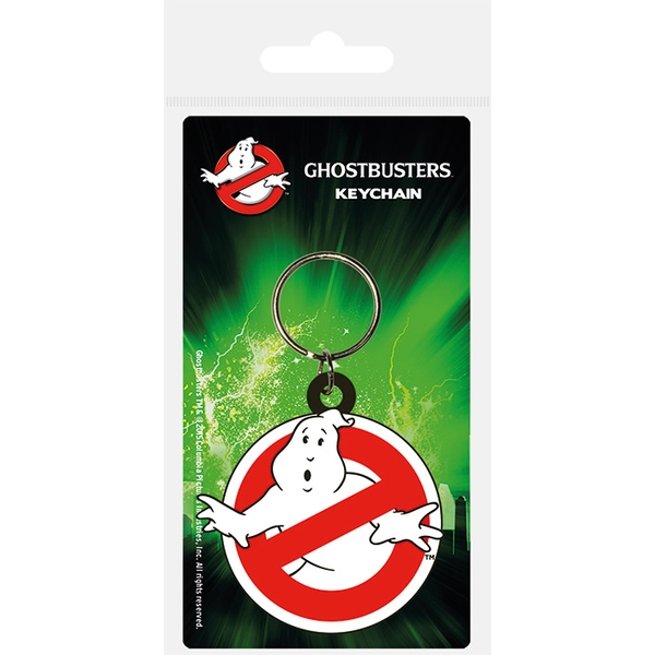 Ghostbusters - Logo Keychain - Image 1