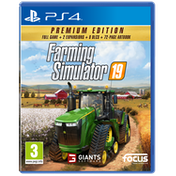 Farming Simulator 19 Premium Edition PS4 Game