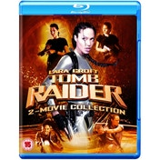 Lara Croft - Tomb Raider/Lara Croft - Tomb Raider: Cradle Of Life Blu-ray