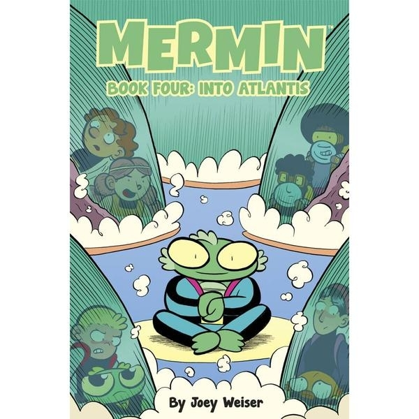 Mermin Volume 4 Hardcover