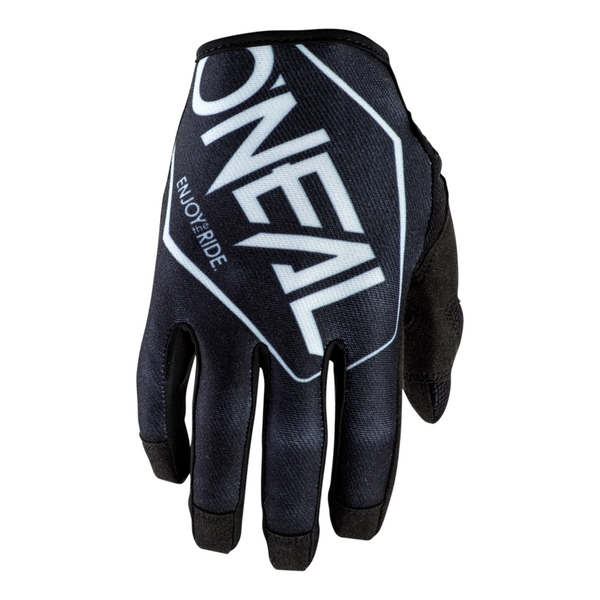 Mayhem Glove Rider Black/White S/8