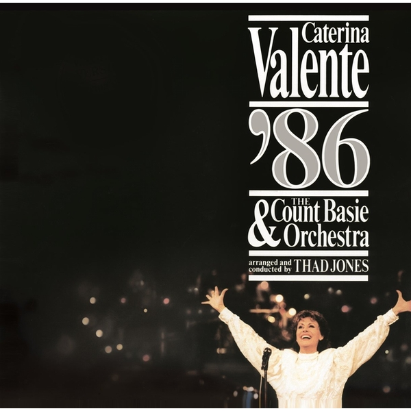 Caterina Valente & The Count Basie Orchestra - 86 Vinyl