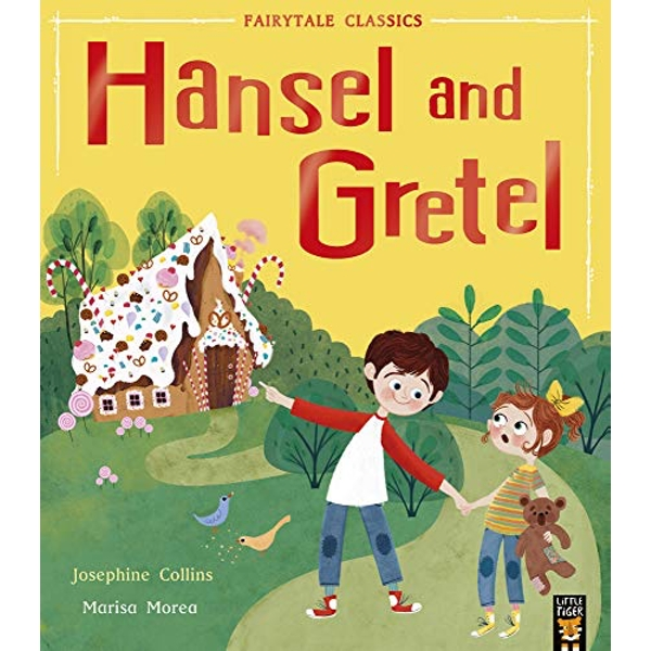 Hansel and Gretel  Hardback 2018