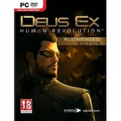 Deus Ex Human Revolution Augmented Edition Game PC