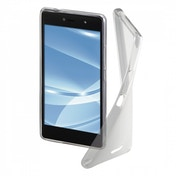 Hama Crystal Cover for Wiko Lenny 3, transparent