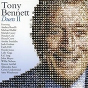 Tony Bennett Duets II CD