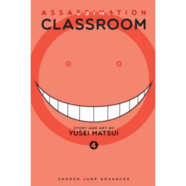 Assassination Classroom, Vol. 4 : 4