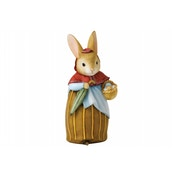 Beatrix Potter Peter Rabbit Mrs Rabbit Miniature Figure