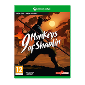 9 Monkeys of Shaolin Xbox One Game | Series X