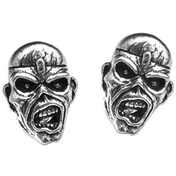 Iron Maiden - Piece Of Mind Eddie Earrings