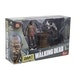 The Walking Dead TV Morgan With Impaled Walker and Spike Trap Deluxe Box - Image 2