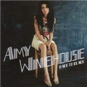 Amy Winehouse Back To Black CD