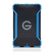 G-Technology G-DRIVE ev ATC 1000GB Black,Blue external hard drive