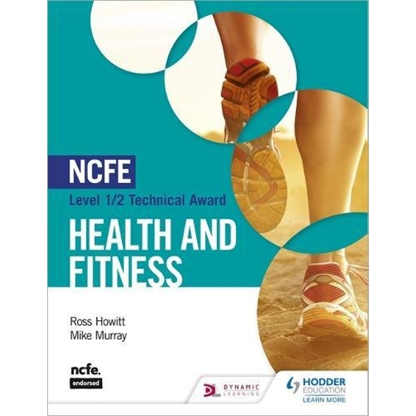 NCFE Level 1/2 Technical Award in Health and Fitness  Paperback / softback 2018
