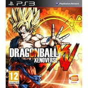 Dragon Ball Z Xenoverse PS3 Game (with pre-order DLC packs)