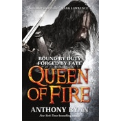Queen of Fire by Anthony Ryan (Paperback, 2016)