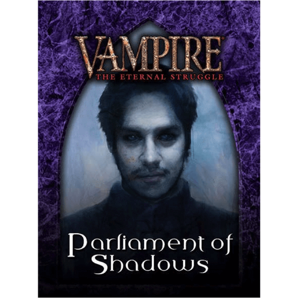 Vampire The Eternal Struggle Sabbat: Parliament of Shadows: Lasombra Preconstructed Deck