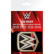 WWE Title Belt Card Holder
