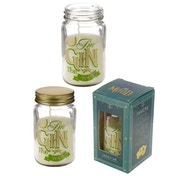 Gin Slogan Summer Fragranced Candle Jar
