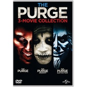 The Purge: 3 Movie Collection DVD   Digital Download