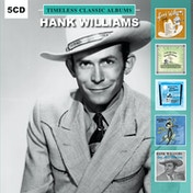 Hank Williams - Timeless Classic Albums CD