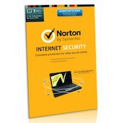 Norton Internet Security 21.0 3 Computers 1 Year Subscription PC