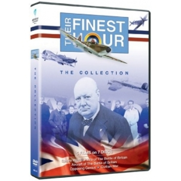 Their Finest Hour Collection DVD