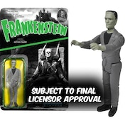 Frankenstein (Universal Monsters) Funko ReAction Figure 3 3/4 Inch (Ex-Display) Used - Like New