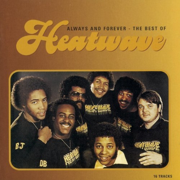 Heatwave - The Best Of - Always And Forever Music CD
