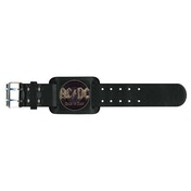 AC/DC - Rock or Bust Leather Wrist Strap