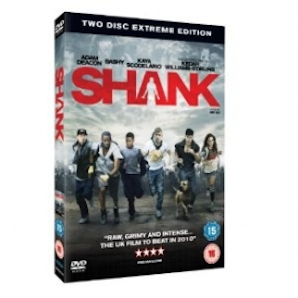 Shank Extreme Edition DVD