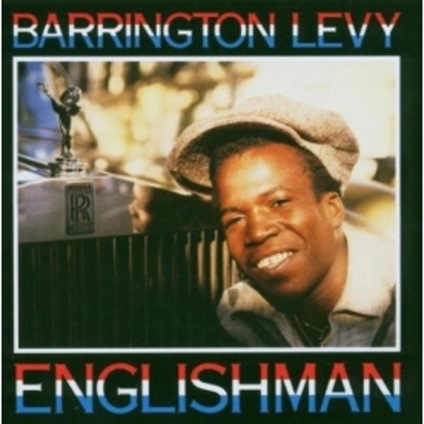 Barrington Levy Englishman CD