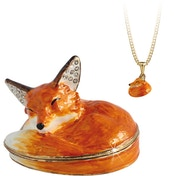 Secrets from Hidden Treasures Fox