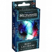 Ex-Display Android Netrunner What Lies Ahead Data Pack Used - Like New