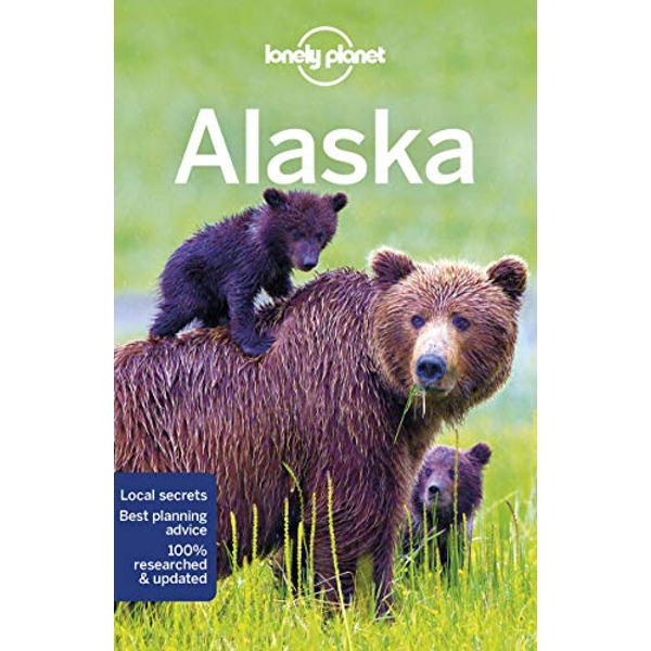 Lonely Planet Alaska  Paperback / softback 2018