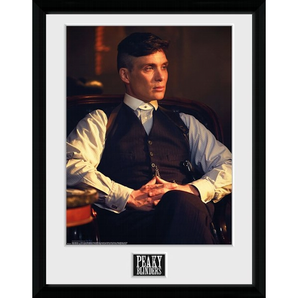 Peaky Blinders Tommy Collector Print