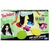 Twister Moves Hip Hop Spots Electronic Dance Game