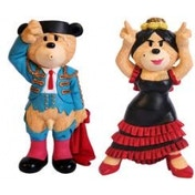 Bad Taste Bears Classics Matt & Dora