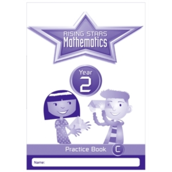 Rising Stars Mathematics Year 2 Practice Book C