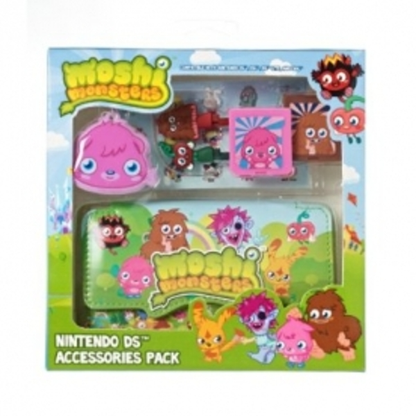 Moshi Monsters 7-in-1 Accessory Pack Poppet