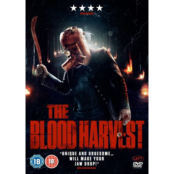 The Blood Harvest DVD
