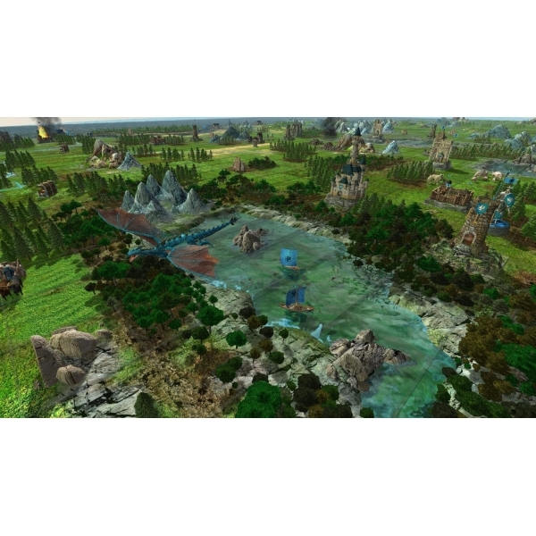 The Battles of King Arthur Game PC - Image 2