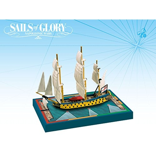 Sails of Glory: HMS Leopard 1790 / HMS Isis 1774