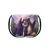 Dragon Sanctuary Messenger Bag