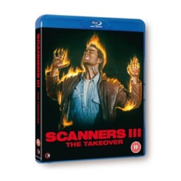 Scanners 3 - The Takeover (Blu-Ray)