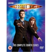 Doctor Who Complete BBC Series 4 DVD
