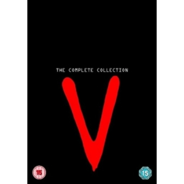 V - The Complete Collection DVD