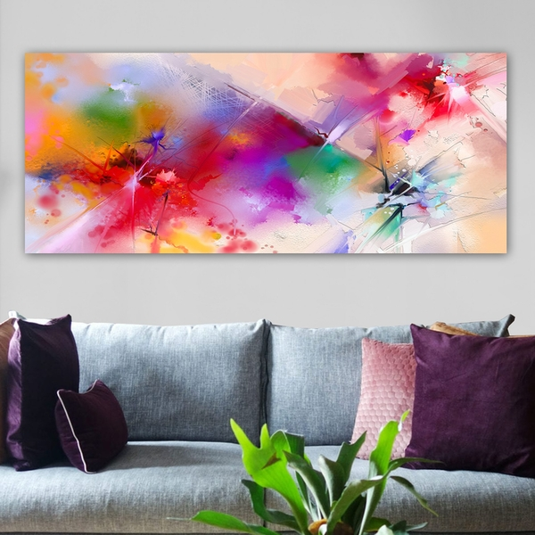YTY709131520_50120 Multicolor Decorative Canvas Painting