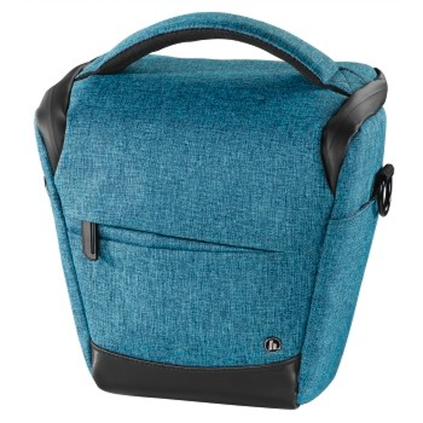 Hama Unisex 00185024Messenger Bag Blue Blue (bleu 00185024)