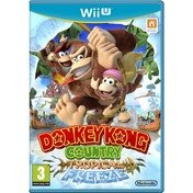 Donkey Kong Country Tropical Freeze Game Wii U